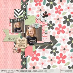A Scrappy Share- Pretty Posies | Full Kit by Wildheart Designs- http://shop.thedigitalpress.co/Pretty-Posies-Full-Kit.html BEHIND THE SCENES TEMPLATES BY: DIGITAL SCRAPBOOK INGREDIENTS- http://shop.thedigitalpress.co/Behind-The-Scenes-Templates.html