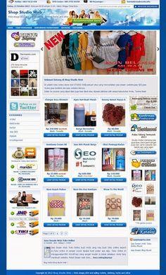 Jasa Desain Web Toko Online Murah