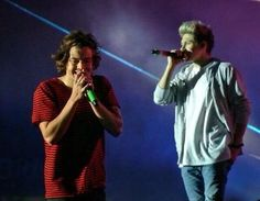 05/28/14 Harry and Niall