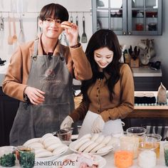 Cooking with Taennie🍜💚 Thank you for ❤️🙏🏻 Kim Jennie, Taehyung, Bts Twice, Bts Girl, Jungkook Fanart, Kpop Couples, Blackpink And Bts, Ulzzang Couple, Bare Bears