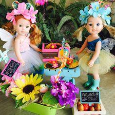 Wellie Wishers Camille/ Willa Inspired Fairy by MermaidsAndDolls American Girl Halloween, American Girl Diy, Glitter Girl, White Glitter, Boy Doll, Girl Dolls, American Girl Wellie Wishers, Wellie Wishers Dolls, Tutu Outfits