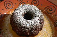 Little Chocolate Pound Cake For Two Recipe - Genius Kitchen Small Desserts, Mini Desserts, Just Desserts, Delicious Desserts, Yummy Food, Mug Recipes, Pound Cake Recipes, Pound Cakes, Recipes