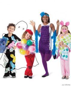 Homemade Halloween Costumes for Kids - Easy Homemade Halloween Costumes - Parenting.com