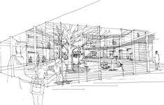 LETH & GORI + EMA: forfatterhuset kindergarten proposal