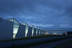 Fabrik von Barkow Leibinger in Kaufbeuren eröffnet / Die Möglichkeiten einer Halle - Architektur und Architekten - News / Meldungen / Nachrichten - BauNetz.de