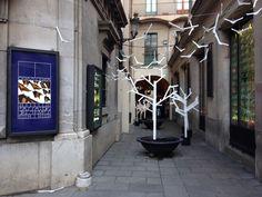 #Proyecto Metamorfosis, Museo de Cera de #Barcelona
