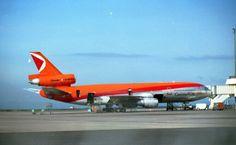 CP Air DC-10 Auckland. Image via google copyright S Lowe