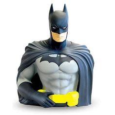 DC Bust Bank - Batman