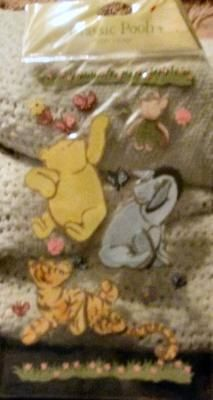 Classic Pooh Stickers!!