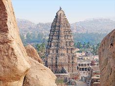 Hampi, Tempel, Indien