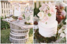 Editorial Casamento no jardim encantado, para inspirar as noivas da primavera!