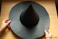 DIY - How to make a witch hat