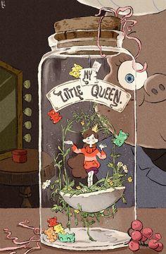 """milsae:  Gravity Falls 1-11""""Little Dipper"""" Episode fanart :D"""