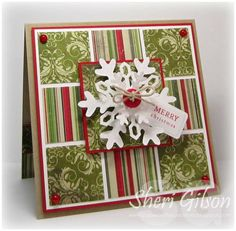 Merry Christmas, DS27 by PaperCrafty - Cards and Paper Crafts at Splitcoaststampers