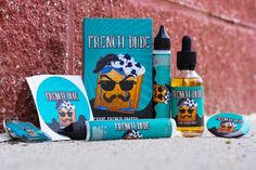 French Dude by Vape Breakfast Classics