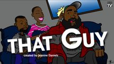 """""""THAT GUY""""  one of my ✨FAVORITE✨ Web Series on the YouTube Channel """"Black & Sexy TV"""". Check it out!  @BlackandSexyTV @THATGUYSeries @MyBeardBeLike_ @ChillWillBey @MsAuntieNeen  DOPENESS"""