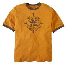 Ascend Gear T-Shirt for Men