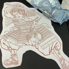 Japanese Drawings, Traditional Japanese Tattoos, Japanese Tattoo Art, Japanese Art, Kabuto Samurai, Samourai Tattoo, Samurai Drawing, Japan Tattoo, Samurai Warrior