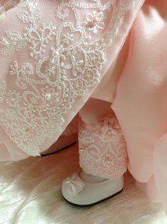 RESERVED Regency gown for Caroline. by DollSizeDesigns on Etsy