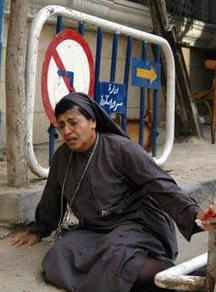 Muslims Destroy 248 Christian Churches in just Iraq - Walid Shoebat. You don't see Christians doing evil like this.