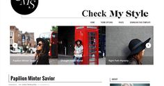 Home Themes, Design Blog, Blogger Templates, Photo And Video, My Style, Free, Check, Blogging, Theme Ideas