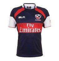 USA Rugby Jersey Home 2015 - Front
