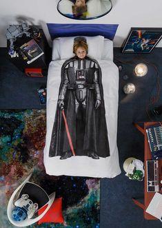 J. Kids' Snurk Star Wars Darth Vader Bedding