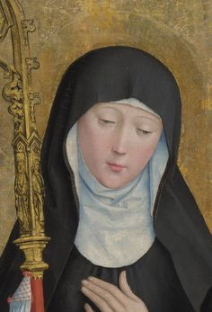 February 10th - St. Scholastica: Scholastica is the foundress of the women's branch of Benedictine Monasticism. Scholastica is the patron saint of nuns, and convulsive children, and is invoked against storms and rain.