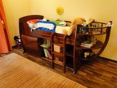 Детская кровать - корабль италья…