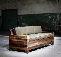 DIY: How to Build Outdoor Furniture