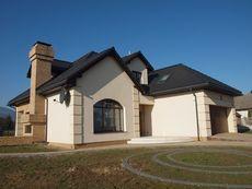 DOM.PL™ - Projekt domu HR Lawenda BP 2-garaże CE - DOM TZ9-48 - gotowy koszt budowy Home Fashion, Mansions, House Styles, Houses, Home Decor, Build Your House, Homes, Decoration Home, Manor Houses