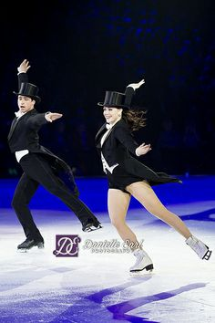 2014 Stars on Ice - Top Hat Tails