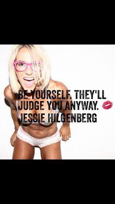 ❤️ her! #jessie hilgenberg