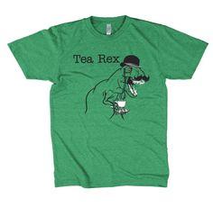 T-Rex Tea Rex T Shirt