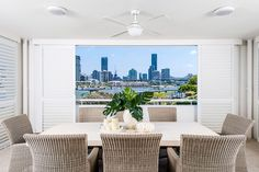 Highgate House – Brisbane based interior designers and decorators » Inner City Apartment - What A View