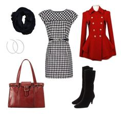 Three Winter Fashions and a Fossil Handbag Giveaway