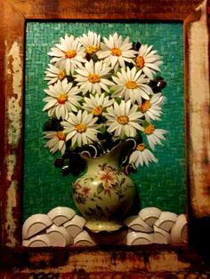Mosaico Flores Andréa OliGon
