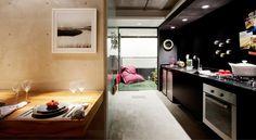 Apartamento decorado para o stand Max Haus, Brooklin, São Paulo / RoccoVidal P+W
