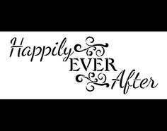 "Happily Ever After Word Art Stencil - Magical - 11"" X 4.5"" - SKU:STCL874_1 by StudioR12 on Etsy https://www.etsy.com/listing/244076113/happily-ever-after-word-art-stencil"