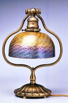 Lamp - Tiffany Studios