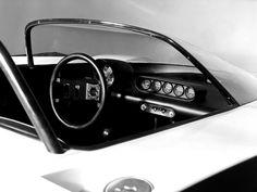 Alfa Romeo P33 Cuneo (Pininfarina), 1971 - Interior