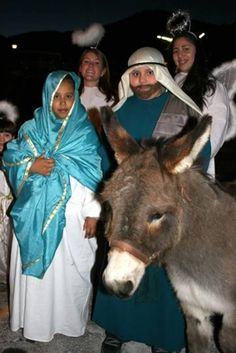 Las Posadas. celebrates Joseph and Mary's search for shelter in Bethlehem with candlelight processions that end at various nativity scenes. Las Posadas continues through January 6.