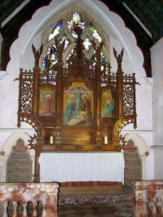 St. Mary's, Brettenham, Norfolk.