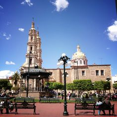 Beautiful church at @tepa Mexico.