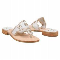 Jack Rogers Women's Navajo Sandal... my wedding dancing shoes!