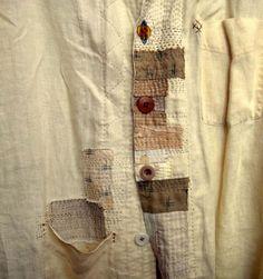 Boro on japanilainen kangaspaikka ja sashiko käsinommeltava tikkauskuviointi. Niitä käyttivät kalastajat ja työläiset korjatakseen vaatteitaan käyttäen vanhoja kangastilkkuja ja koristeellisia pistokuvioita.