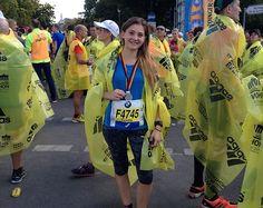 Lipstick Quotes: [Running] Revue de course : j'ai couru le Marathon...