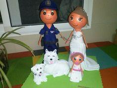 muñecos gomaeva