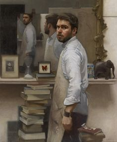 BP Portrait Award 2013: On the inner dialogue of an artist by Jamie Routley