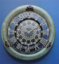 Cartier Art Deco Clock | Flickr - Photo Sharing!